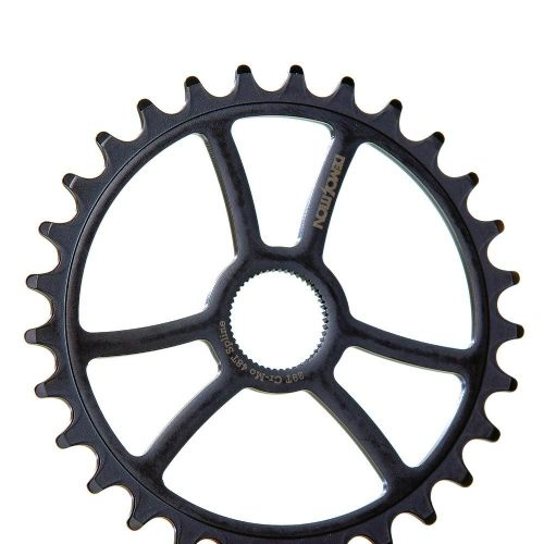 Demolition Mugatu Sprocket 24mm 25T Black